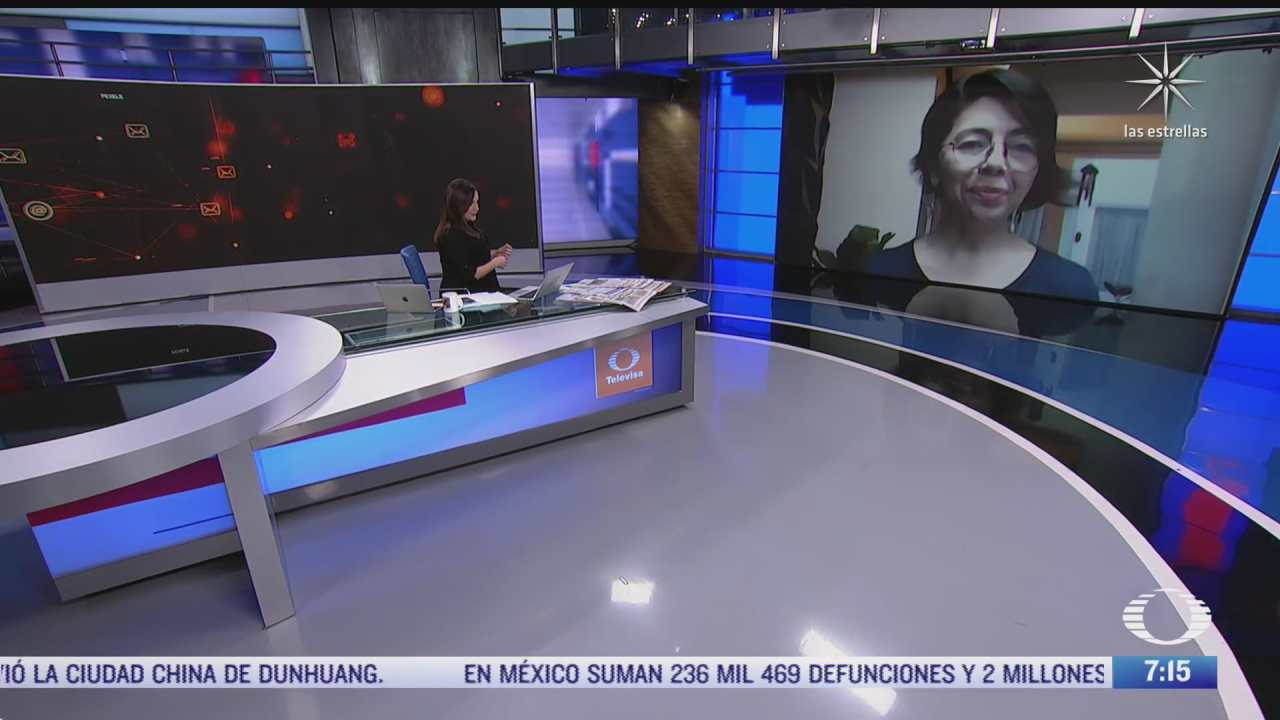 entrevista con edith olivares ferreto directora ejecutiva de amnistia internacional mexico para despierta