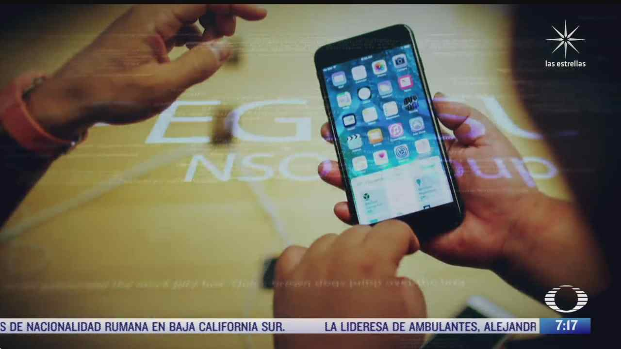 miles de celulares en mexico podrian haber sido espiados a traves de pegasus