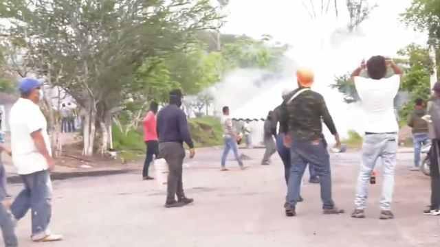 No cede la tensión en Aguililla, Michoacán, se registran nuevos enfrentamientos