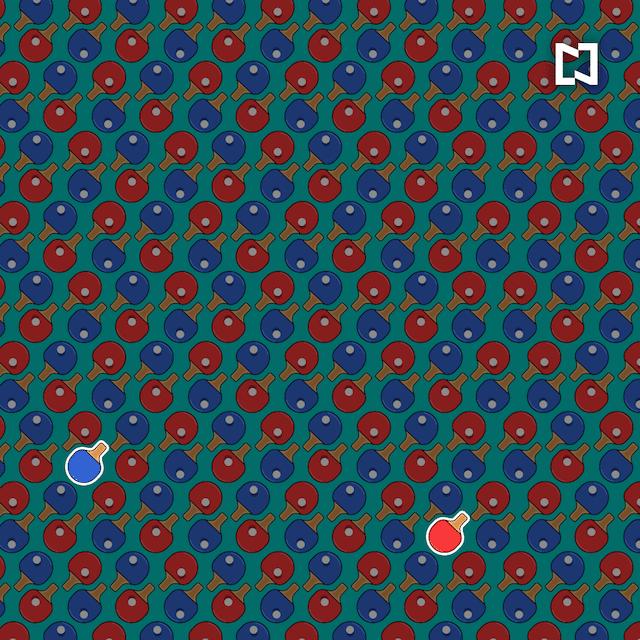 Reto Visual Viral Ping Pong