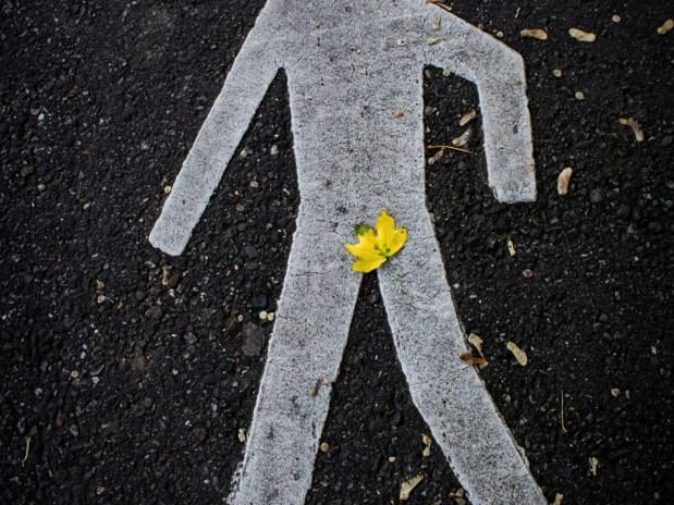 Sexo en la calle, posisiones difíciles