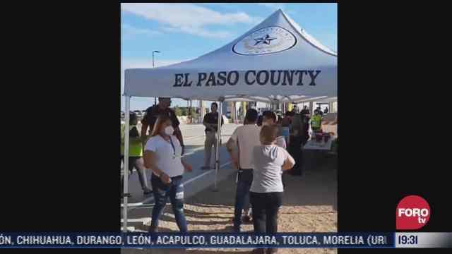 trabajadores de maquiladores de ciudad juarez son vacunados contra covid