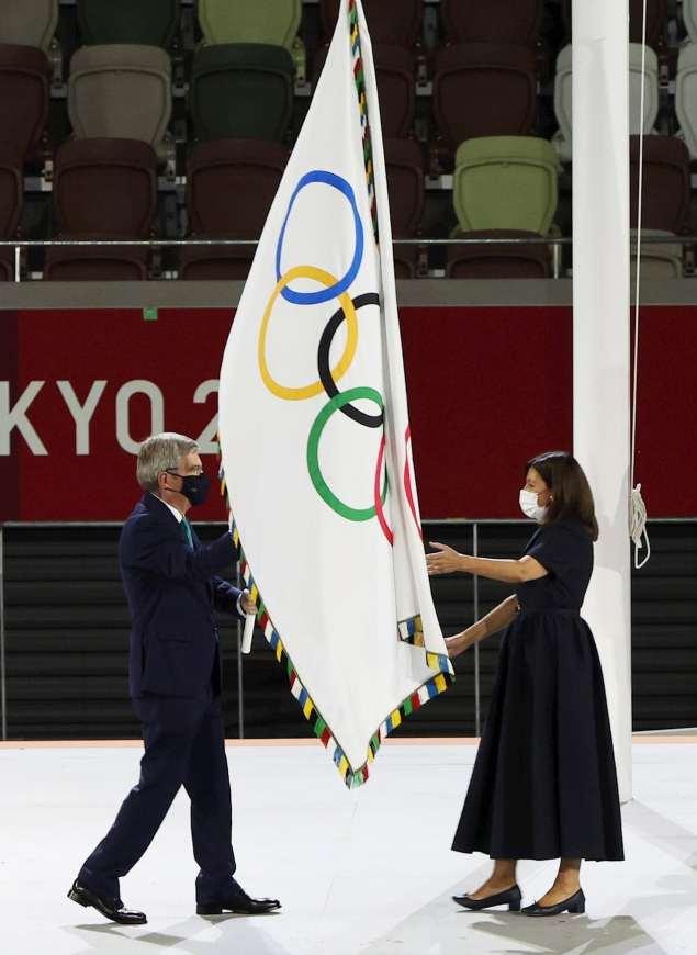 Cambio de sede olímpica.