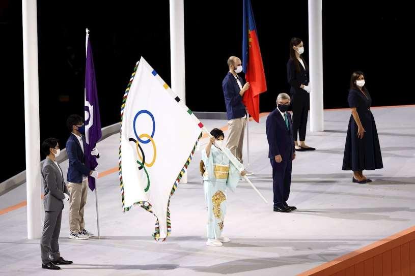 Traspaso de sede olímpica.