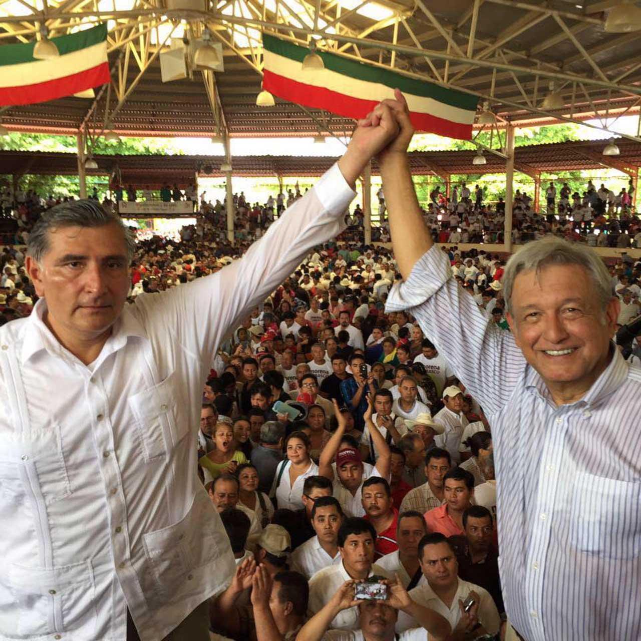 Adán Augusto López Hernández, nuevo secretario de Gobernación con AMLO