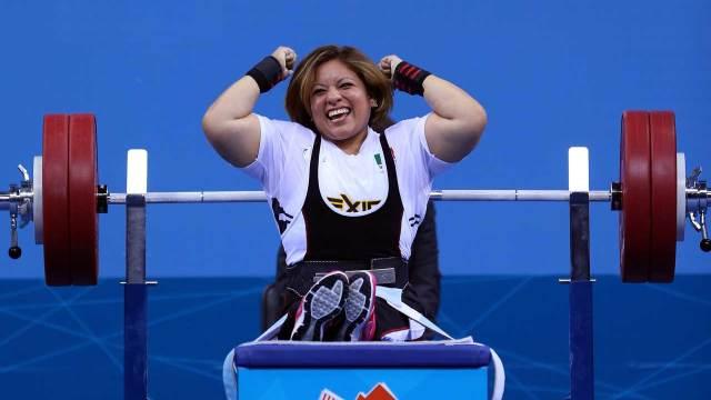 Biografía de Amalia Pérez en los Juegos Paralímpicos y sus medallas