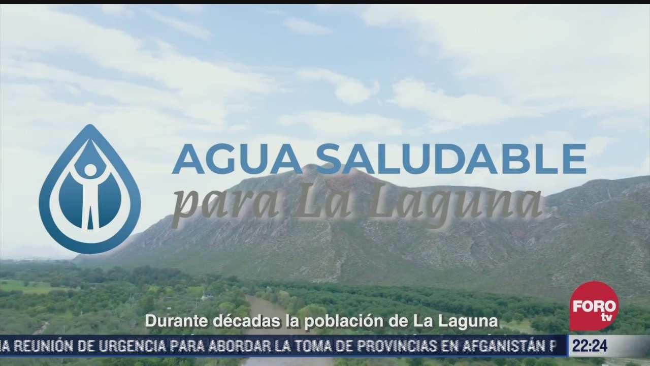 amlo pide consultas para el proyecto agua saludable en durango