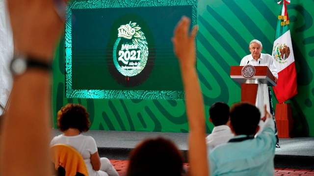 AMLO prevé mayor participación en Consulta sobre Revocación de Mandato en 2022