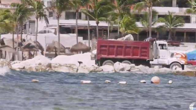 Denuncian riesgo para arrecifes por ampliación de complejo turístico en Quintana Roo