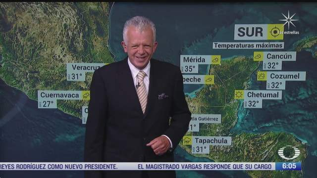 frente frio 62 provocara lluvias fuertes en tamaulipas