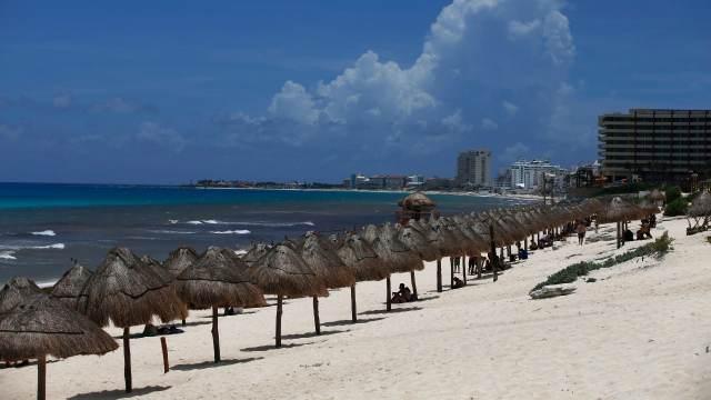 Huracán Grace se debilita tras tocar tierra en Quintana Roo