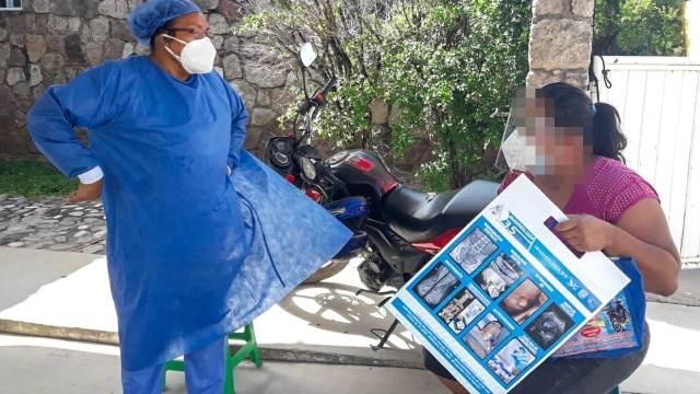 Incremento acelerado de contagios de COVID-19 ponen en crisis a Tequisistlán, Oaxaca