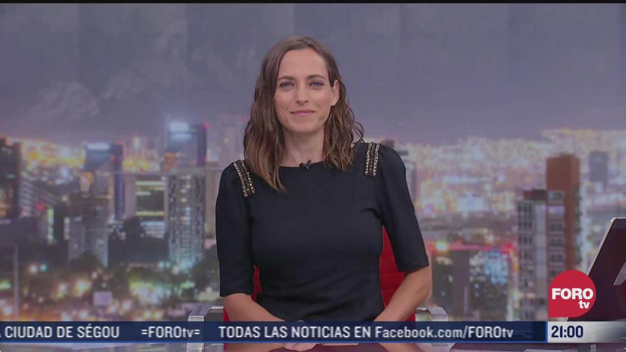 las noticias con ana francisca vega programa del 3 de agosto de
