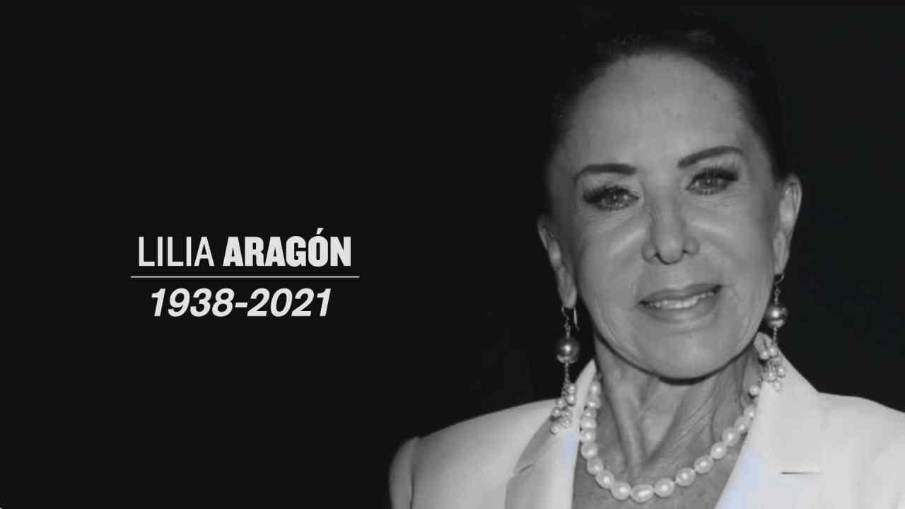 lilia aragon una actriz recordada por sus papeles en television