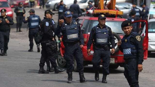 Policías de CDMX realizaron operativos en principales calles y avenidas de la delegación Tláhuac (Archivo, Cuartoscuro)