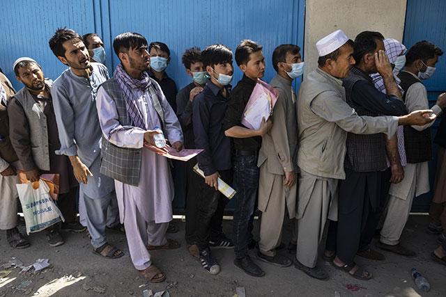 Qué está pasando en Afganistán 2021