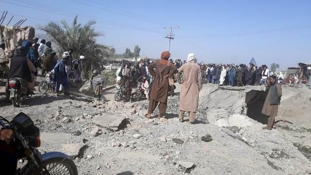 Afganistán Talibanes Helmand Provincia Fotor