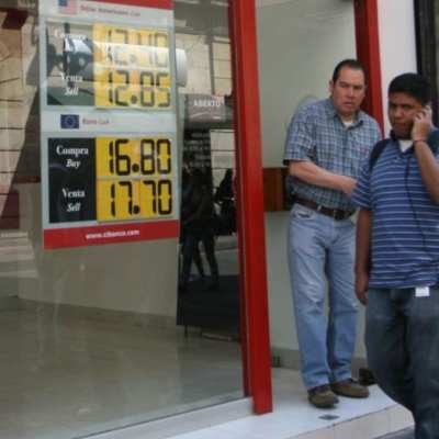 Remesas suben un 22.44% en México durante primer semestre de 2021: Banxico