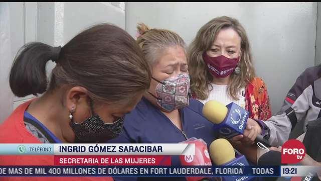 se hizo justicia en el caso de maria isabel san agustin secretaria de las mujeres