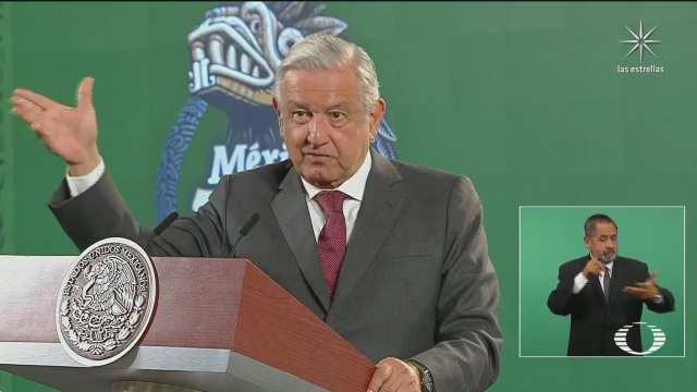 amlo pide a transportistas no dar servicio a migrantes