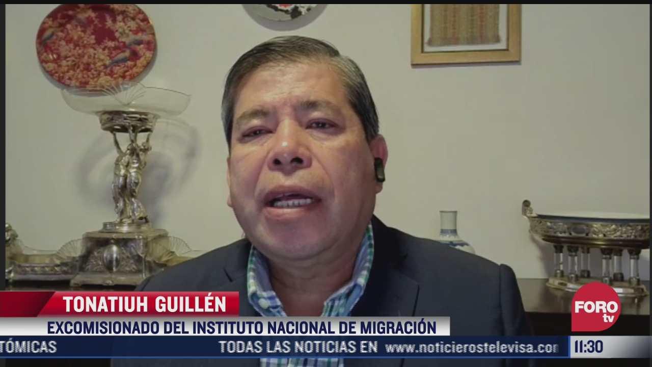analisis sobre el aumento de migrantes en la frontera sur de mexico
