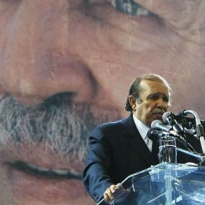 El expresidente de Argelia Abdelaziz Buteflika (Getty Images)