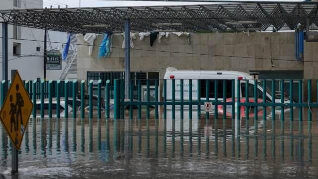 Autoridades de Tula e IMSS no fueron alertadas del desbordamiento de río; familiares afirman que muerte de pacientes COVID pudo prevenirse