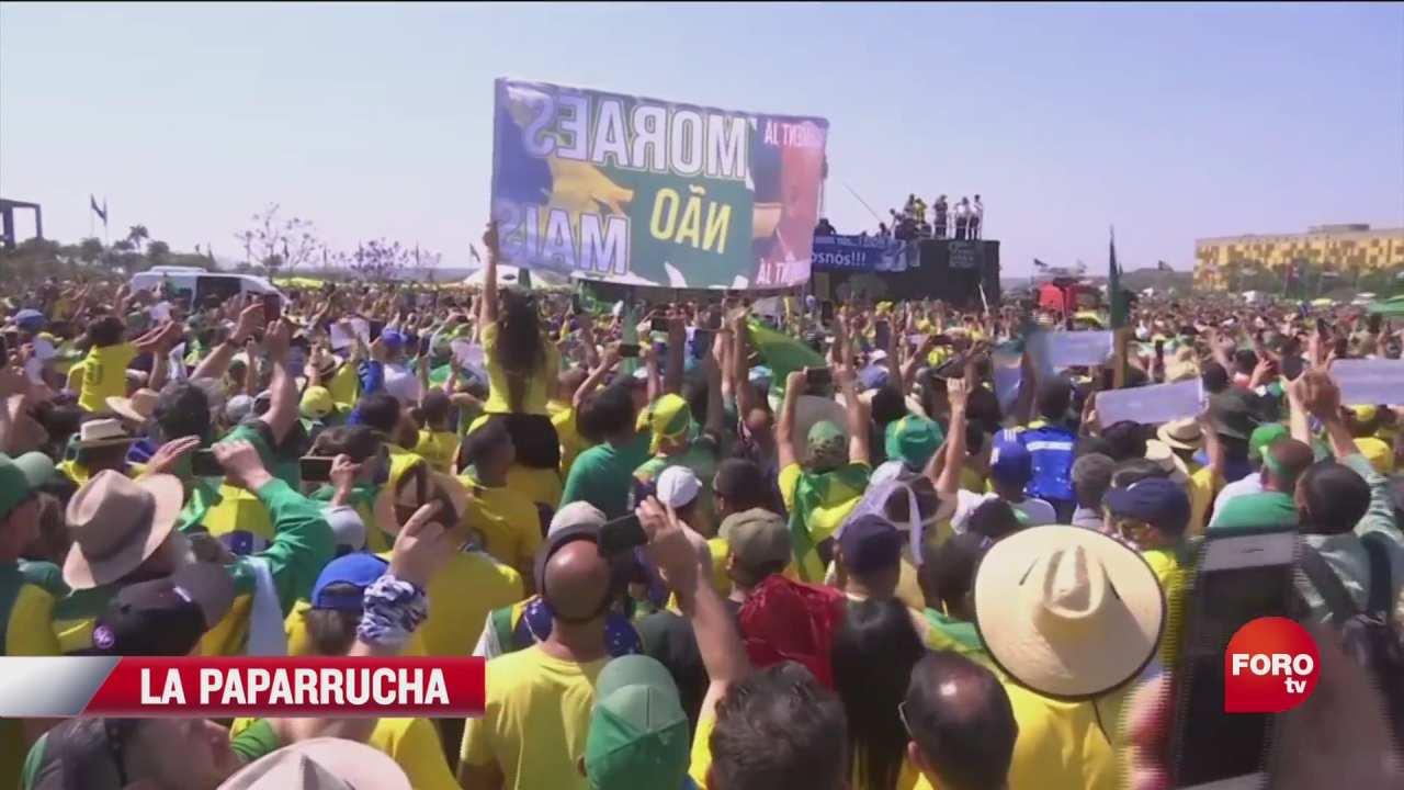 bolsonaro decreta estado de sitio en brasil la paparrucha del dia