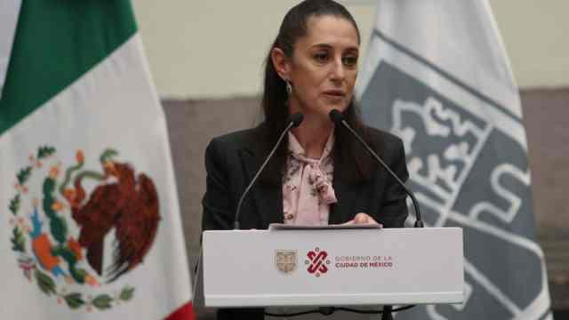 Claudia Sheinbaum presenta tercer Informe de Gobierno