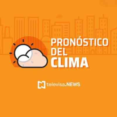 Clima hoy en México: Lluvias y caída de granizo se esperan en Chiapas, CDMX, Edomex y otros 12 estados