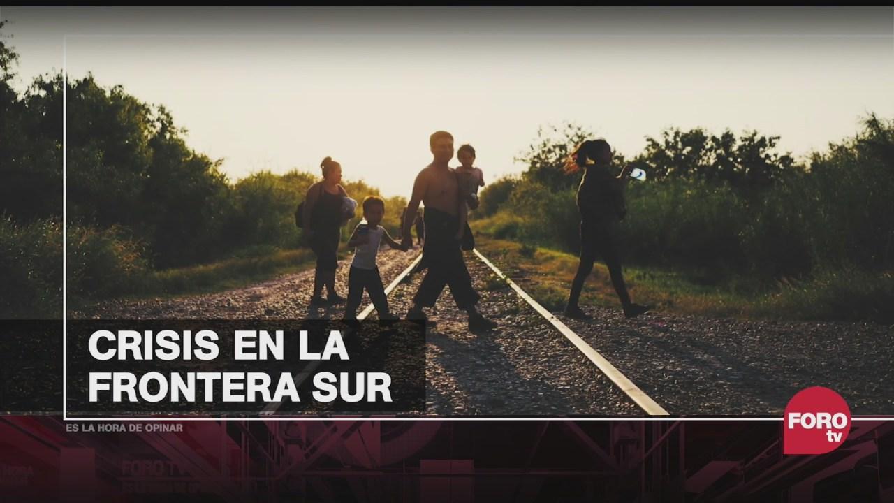 como corregir el trabajo sucio que hace mexico en la frontera sur