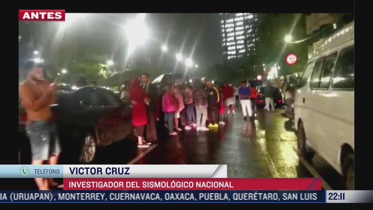 conciencias los sismos en septiembre en mexico