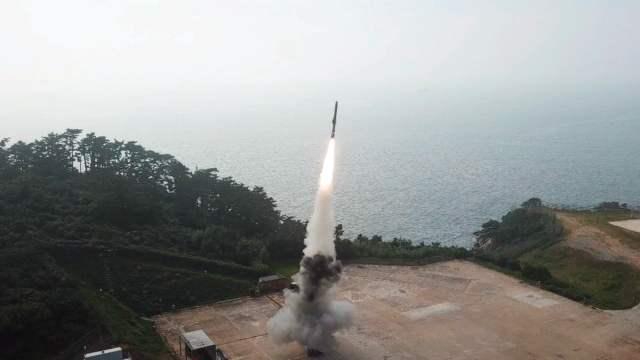 Corea del Sur desarrolla un misil de crucero supersónico