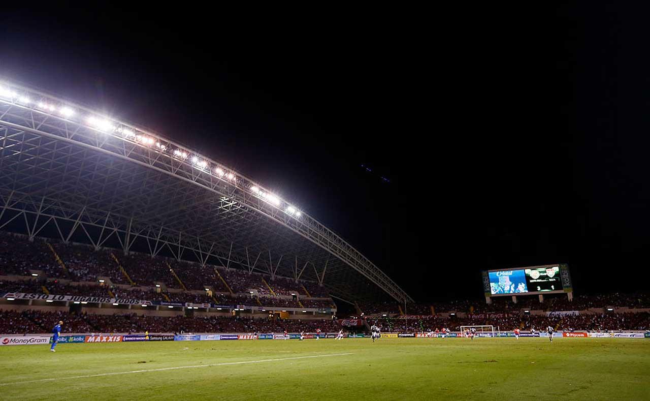 Costa Rica vs México se jugará en el Estadio Nacional de Costa Rica
