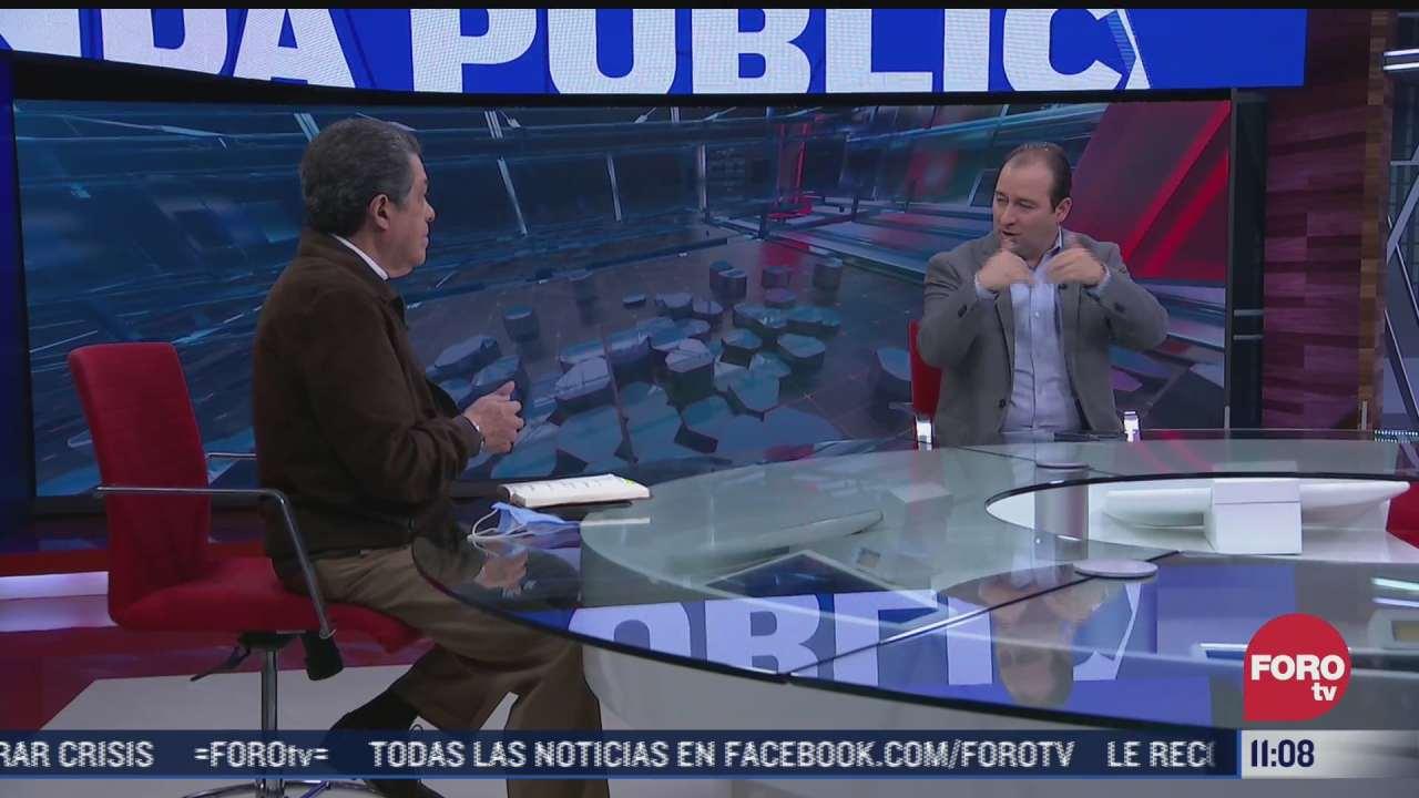crisis por los desastres naturales en mexico