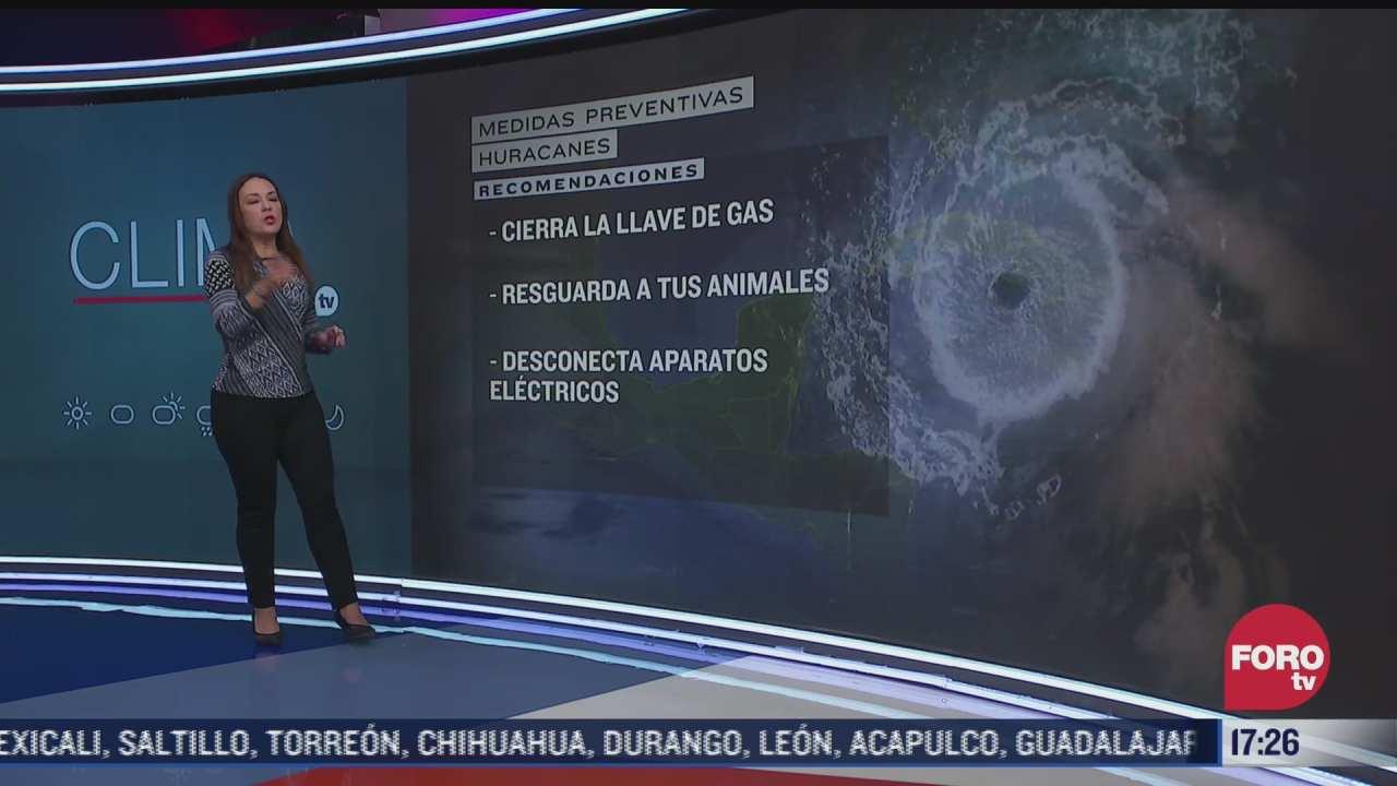 cual es el pronostico para la tormenta tropical nicholas
