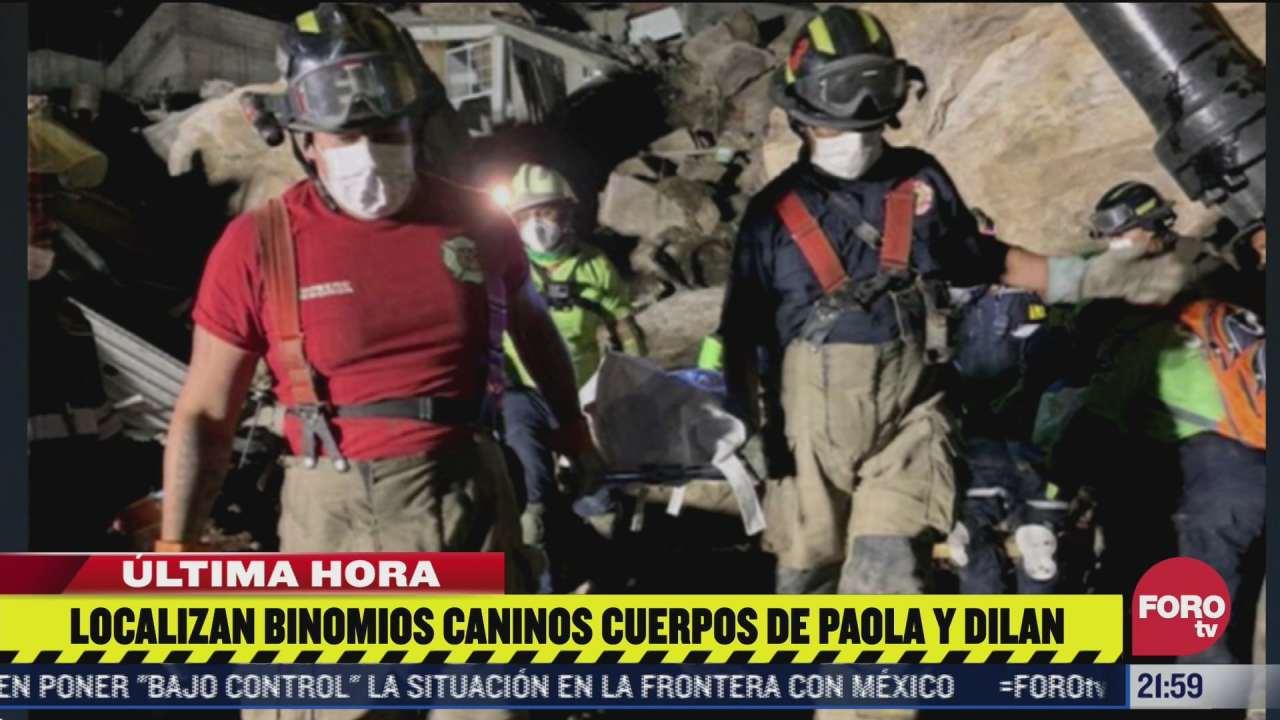dan detalles del hallazgo del cuerpo de madre e hijos desaparecidos en el chiquihuite