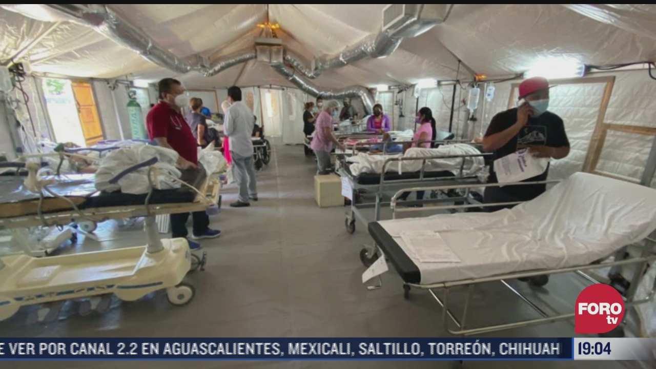 desalojan a mas de 50 pacientes del nuevo hospital general tras sismo en acapulco