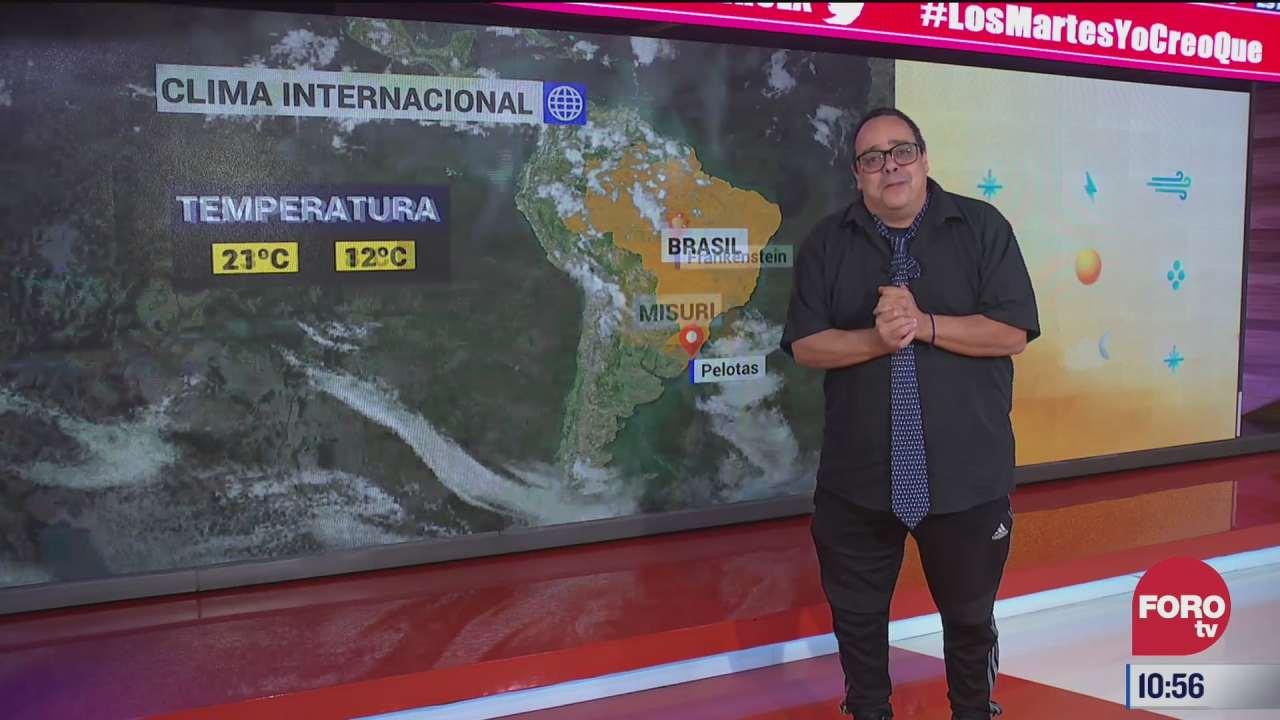 el climaenexpreso internacional del 21 de septiembre del