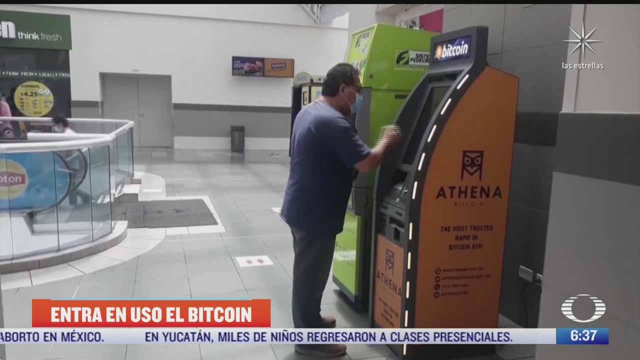 el salvador adopta el bitcoin como divisa de uso legal