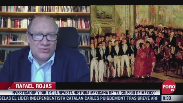 entrada triunfal del ejercito trigarante consuma la independencia de mexico