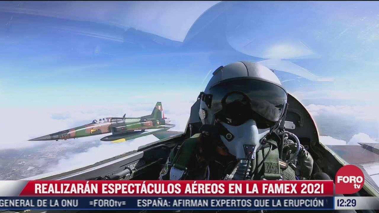 estados unidos invitado especial de la feria aeroespacial mexico