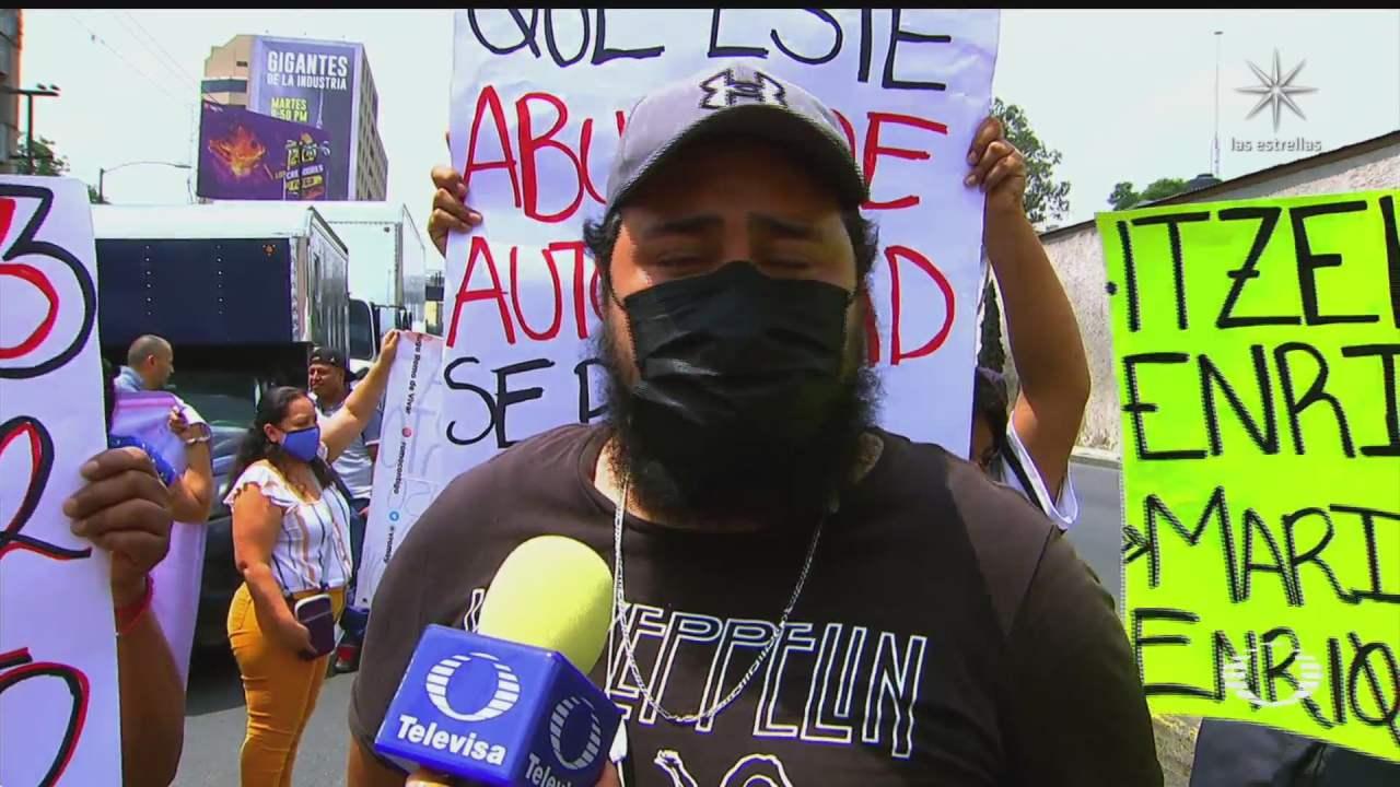 exigen justicia por jose alberto subsecretario de seguridad ciudadana atiende a los familiares