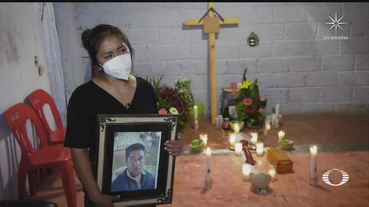 familiares de las victimas del hospital de tula claman por justicia