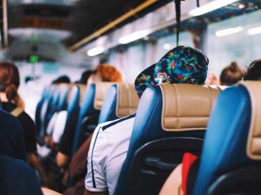 Historias de sexo en el bus