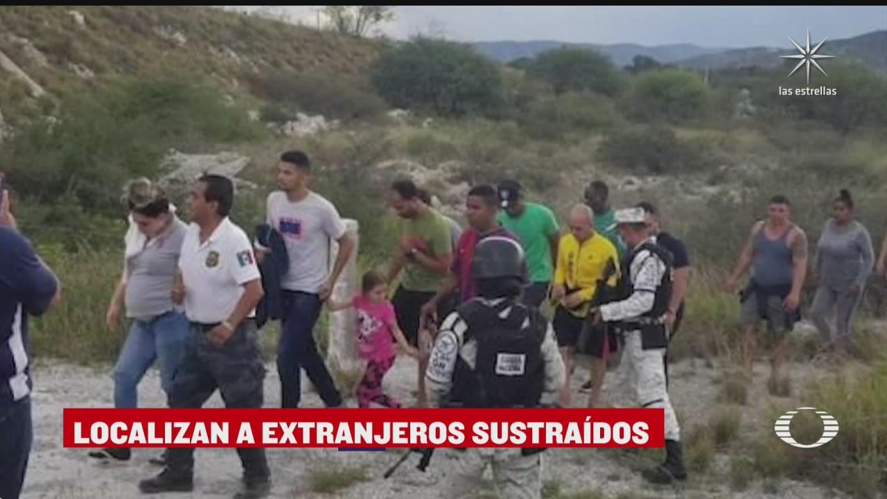 investigan presunto secuestro de 20 extranjeros en san luis potosi