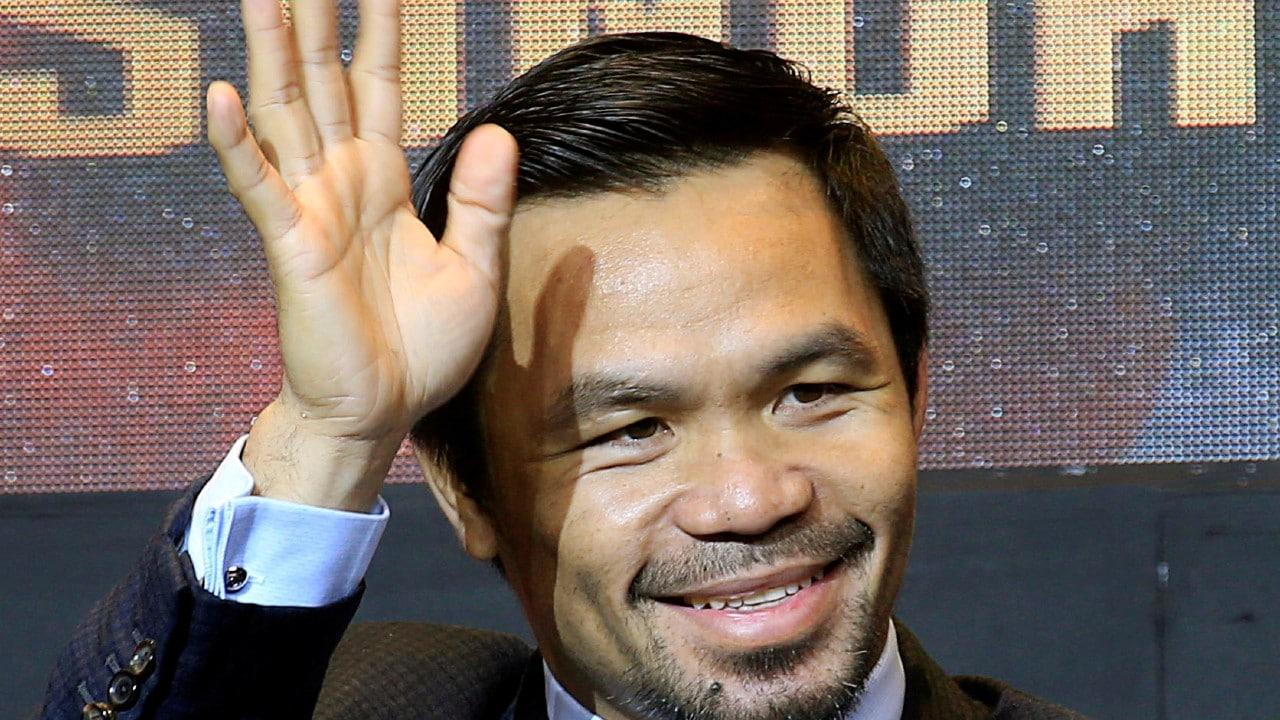 Manny Pacquiao se retira del boxeo.