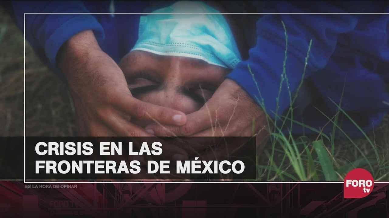 mexico le hace el trabajo sucio a estados unidos en materia migratoria