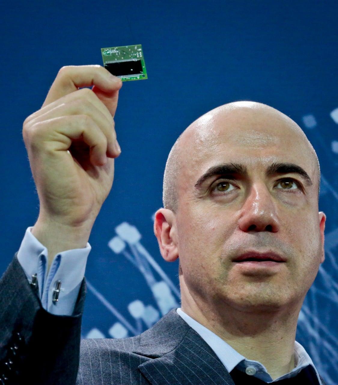 Yuri Milner, Jeff Bezos, vida eterna, juventud, Amazon, Altos Labs