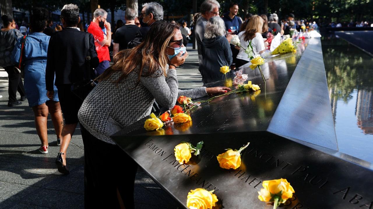 EEUU conmemora 20 años de los atentados del 11 de septiembre de 2001